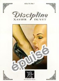 Discipline 1, US edition by xavier duvet