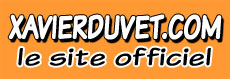 xavier duvet site officiel